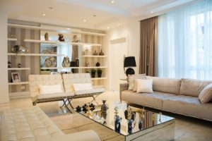 最高の住宅(豪邸)では冷暖房設備も重要